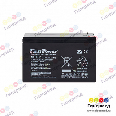 Аккумулятор FIRST POWER (12Ah)